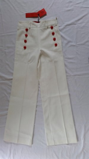 Hilfiger Collection, Victoria Marine Pant, Marshmallow, 36 (US 6), neu