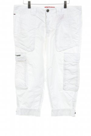 Hilfiger Denim 3/4 Length Trousers white casual look