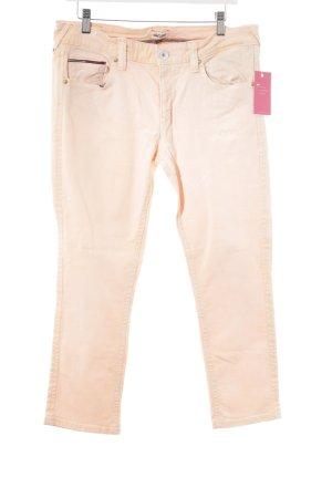 Hilfiger Denim 7/8-jeans abrikoos casual uitstraling