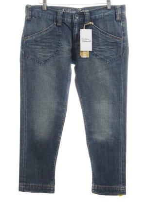 Hilfiger Denim 7/8 Jeans dunkelblau Casual-Look
