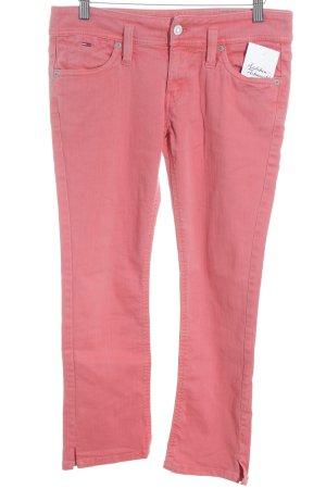 Hilfiger Denim 7/8-jeans lichtrood casual uitstraling