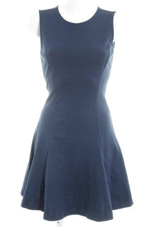 Hilfiger Denim A-Linien Kleid dunkelblau Casual-Look