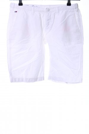 Hilfiger Denim Bermuda blanco look casual