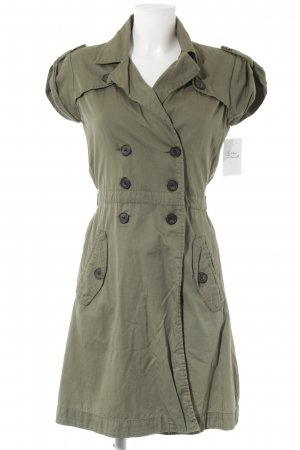 Hilfiger Denim Blusenkleid grüngrau Casual-Look