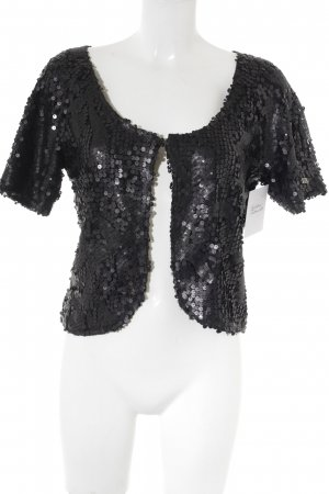 Hilfiger Denim Bolero schwarz Party-Look