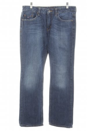 "Hilfiger Denim Boot Cut Jeans ""Hipster"" neonblau"