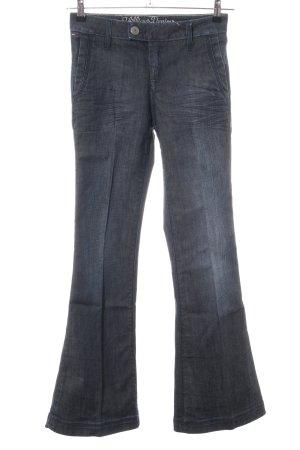 Hilfiger Denim Boot Cut Jeans light grey street-fashion look