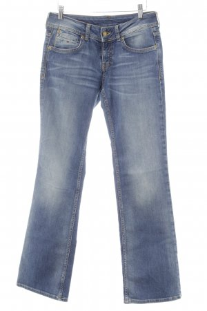 Hilfiger Denim Boot Cut Jeans blau Casual-Look