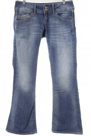 Hilfiger Denim Boot Cut Jeans dunkelblau Casual-Look