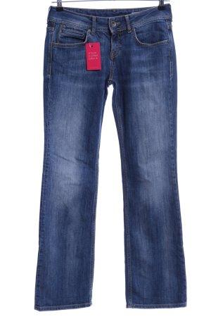 Hilfiger Denim Boot Cut Jeans blau Casual-Look