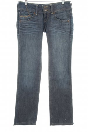 Hilfiger Denim Boot Cut Jeans graublau Casual-Look