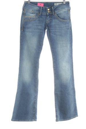 Hilfiger Denim Boot Cut Jeans slate-gray casual look