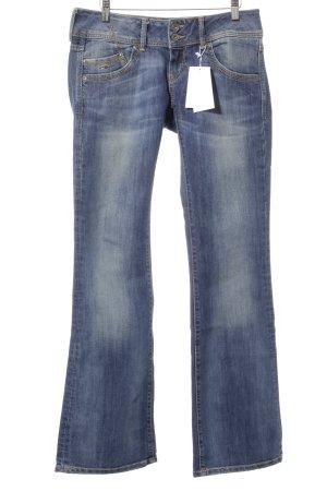 """Hilfiger Denim Jeans svasati """"Sonora"""" blu acciaio"""