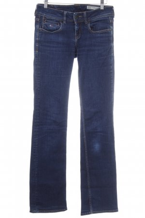 Hilfiger Denim Boot Cut Jeans stahlblau Casual-Look