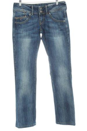Hilfiger Denim Boot Cut Jeans stahlblau Casual-Look