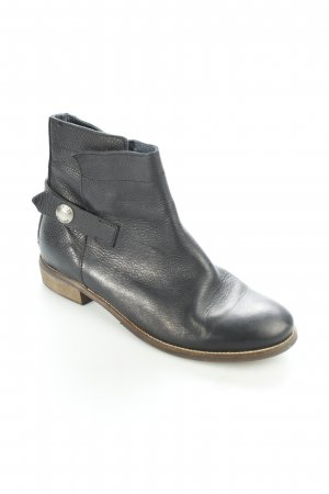 Hilfiger Denim Booties schwarz Casual-Look