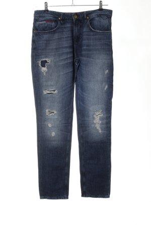 Hilfiger Denim Boyfriend Jeans blue casual look