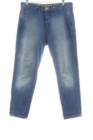 Hilfiger Denim Jeans boyfriend bleuet style décontracté