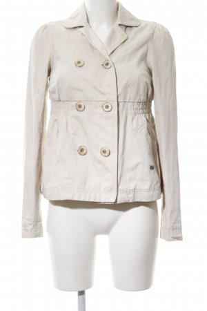 Hilfiger Denim Pea Jacket natural white casual look