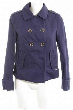 Hilfiger Denim Pea Jacket blue casual look