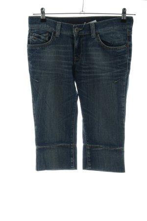 Hilfiger Denim Pantalone Capri blu stile casual