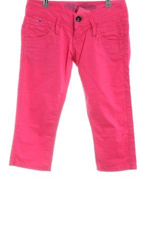 Hilfiger Denim Capris pink casual look