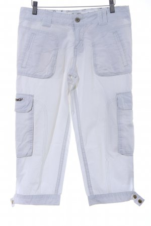 Hilfiger Denim Capris natural white '90s style