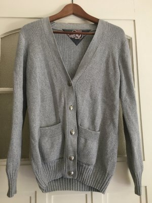 Hilfiger Denim Cardigan Strickjacke grau L
