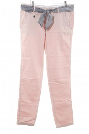 Hilfiger Denim Chinos pink simple style