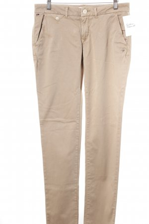 Hilfiger Denim Chinohose camel Casual-Look