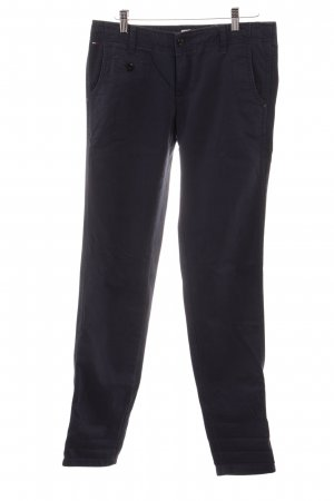Hilfiger Denim Chinohose dunkelblau Casual-Look