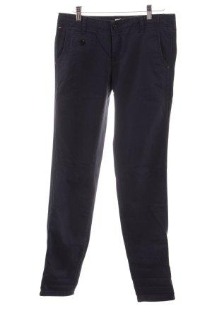 Hilfiger Denim Pantalon chinos bleu foncé style décontracté