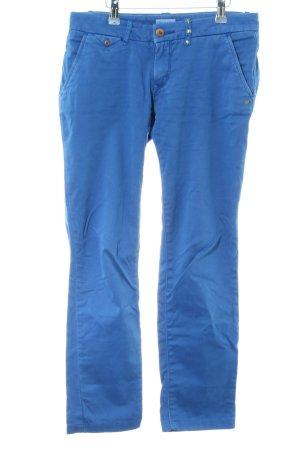 Hilfiger Denim Chinohose blau Casual-Look