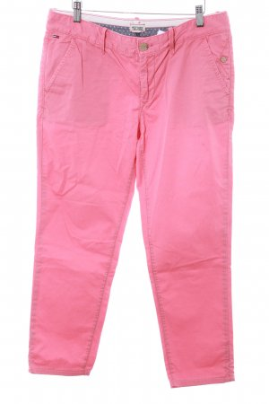 Hilfiger Denim Chinos salmon casual look