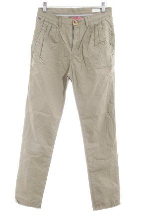 Hilfiger Denim Pantalon chinos vert olive style décontracté