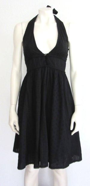 Hilfiger Denim Damen Kleid schwarz Gr. S Logo
