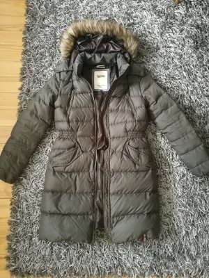 Hilfiger Denim Daunen Wintermantel lang