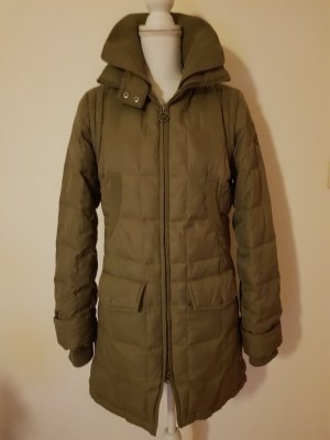 Hilfiger Denim Down Jacket olive green