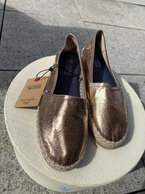 Hilfiger Denim Slip-on bronze-doré
