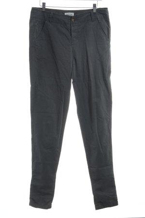 Hilfiger Denim Pantalone cinque tasche grigio-verde stile semplice