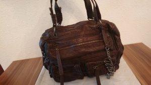 Hilfiger Denim Handtasche Casual braun