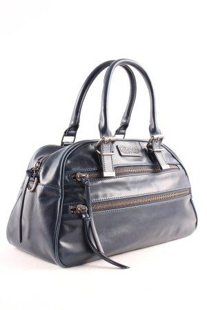Hilfiger Denim Handtasche dunkelblau Casual-Look