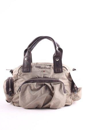 Hilfiger Denim Handbag taupe-dark brown casual look