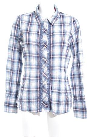 Hilfiger Denim Blusa-camisa estampado a cuadros estilo clásico