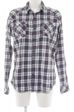Hilfiger Denim Hemd-Bluse mehrfarbig