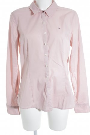 Hilfiger Denim Hemd-Bluse rosé Casual-Look