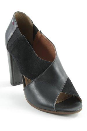 Hilfiger Denim High Heels schwarz Elegant