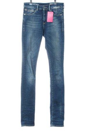 "Hilfiger Denim Hoge taille jeans ""Nancy Skinny"" blauw"