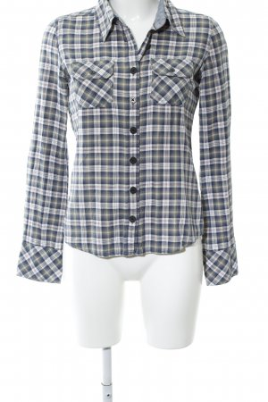 Hilfiger Denim Lumberjack Shirt allover print casual look