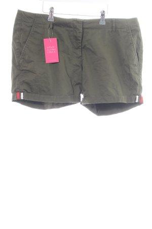 Hilfiger Denim Hot Pants khaki Casual-Look
